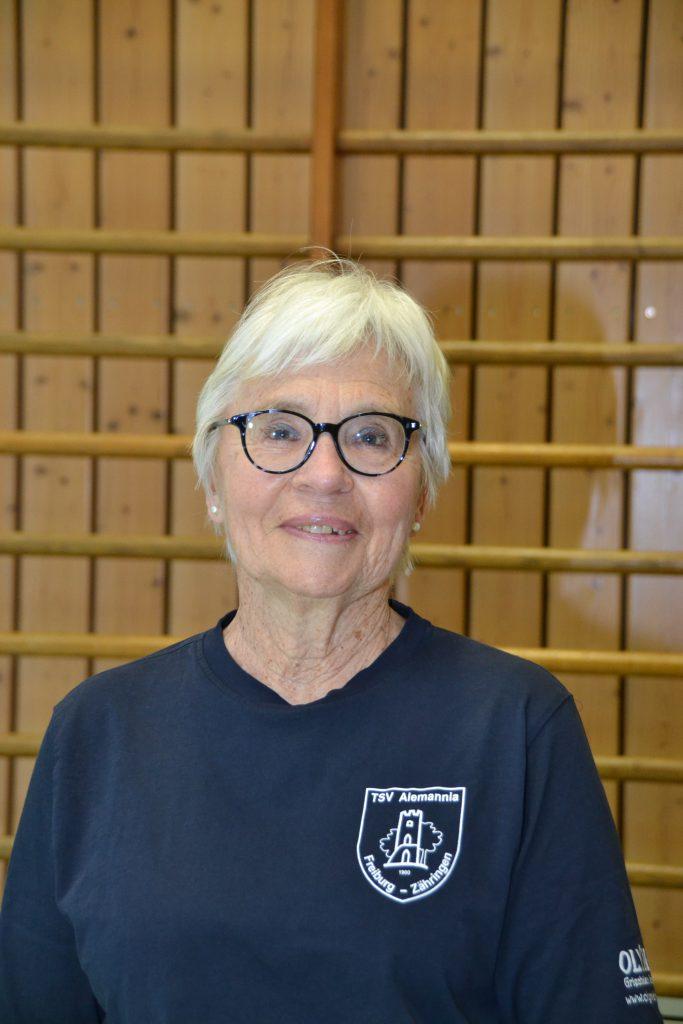 Stellvertretende Vorsitzende Elke Moll
