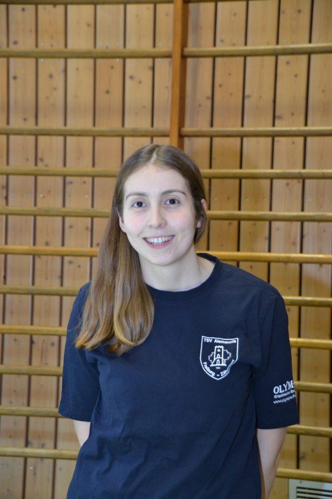 Jugendleiter Lisa Scheitweiler